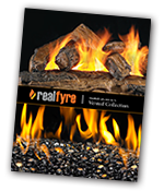 Peterson RealFyre Vented Gas Log Catalog